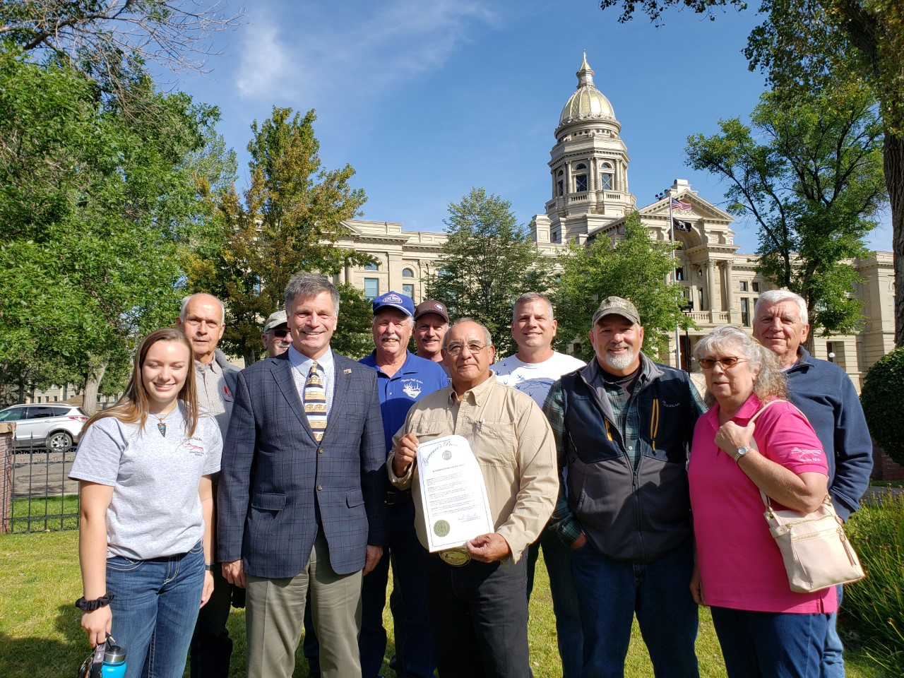 Governor's Archery Proclamation 2019